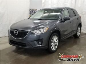 Mazda CX-5 GT AWD Audio Bose Cuir Toit Ouvrant MAGS 2014