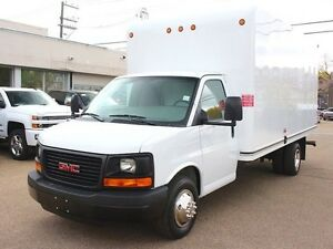 2015 GMC Savana 16 FOOT UNICELL CUBE FINANCE AVAILABLE