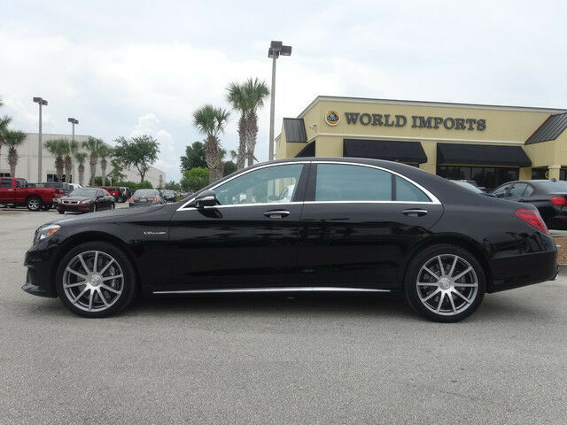 Certified 2014 mercedes benz s63 amg awd sedan loaded for Mercedes benz s550 msrp