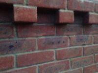 New bricks - Ibstock weston red multi's