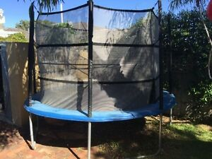 Trampoline, round, VULY, in good condition Hilton Fremantle Area Preview