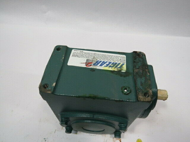 Dodge Tigear 26S25R Gear Reducer 25:1 Ratio 1677lb-in 2.26HP@1750rpm  USED