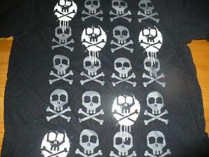 Boys Size 7 Skull Shirt London Ontario image 1