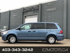 2012 VOLKSWAGEN ROUTAN|LOW KMS|NEW TIRES