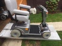 Any Terrain Sterling Star Mobility Scooter Only £345 - Has Brand New Batteries - Fits Almost Any Car