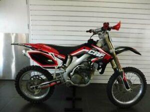 2005 Honda CRF250R MOTOCROSS 249cc
