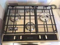 Hotpoint luce Hob Cooker...Brand new,,,,X Display,,,quick sell...