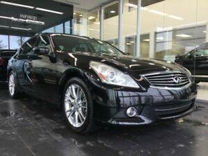 2011 Infiniti G37 Sedan ACCIDENT FREE, HEATED SEATS, SUNROOF