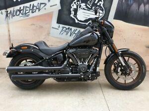 2019 Harley-Davidson LOW RIDER S 114 (FXLRS) Road Bike 1868cc