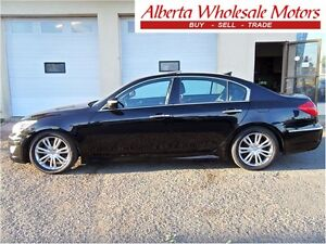 2012 HYUNDAI GENESIS SEDAN W/TECHNOLOGY PKG EASY FINANCING