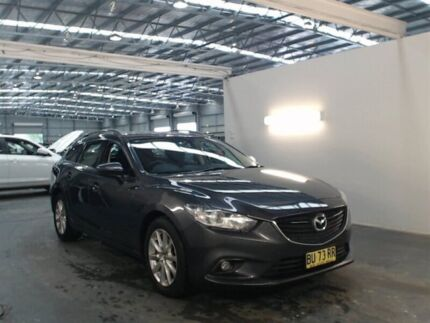 2013 Mazda 6 6C Sport Grey 6 Speed Automatic Wagon Beresfield Newcastle Area Preview