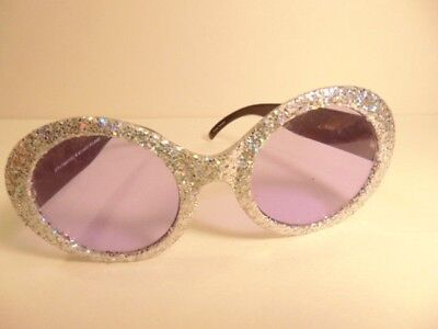 pre-owned Dyce brand novely glittered (Make Own Sunglasses)