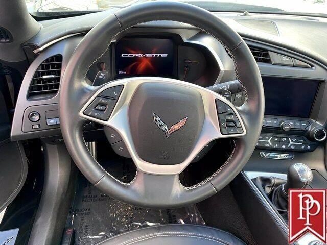 2015 Black Chevrolet Corvette  2LT | C7 Corvette Photo 9