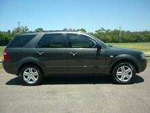2006 Ford Territory SY TX Grey 4 Speed Automatic Wagon Brookvale Manly Area Preview