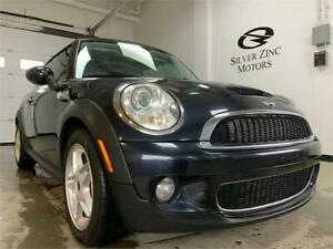 2008 MINI Cooper Hardtop S*PANO ROOF*CLEAN HISTORY NO STORY*