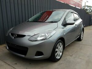 2009 Mazda 2 DE10Y1 Maxx Silver 4 Speed Automatic Hatchback Blair Athol Port Adelaide Area Preview