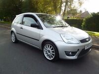 2005 05 Ford Fiesta Zetec S. Recent M.O.T. Superb Drive, Looks & Performance REDUCED THIS WEEK ONLY.
