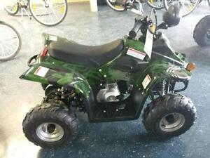 CHILD's atv 110cc IN THE BOX SALE Assembly available