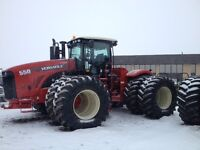 2015--VERSATILE 550hp--ONLY 250 hours--AS NEW--LOADED-CHEAP HP!!