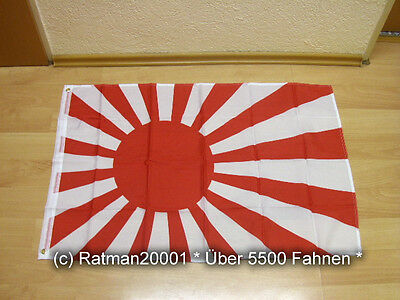 Fahnen Flagge Japan Alt Rising Sun  - 60 x 90 cm