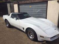 Corvette stingray 1980