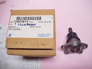 GMC Chevy Escalade Tahoe Yukon Upper Ball Joint 15687080 OEM GM