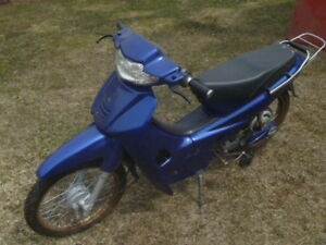 Electric Motorcycle (Moped)