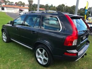 2011 Volvo XC90 P28 MY12 D5 Geartronic R-Design Black 6 Speed Sports Automatic Wagon Ferntree Gully Knox Area Preview