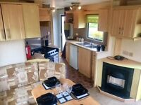STATIC CARAVAN FOR SALE SITED ON NORFOLK COAST 2017 SITE FEES INCLUDED. NR GREAT YARMOUTH.