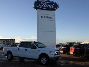 2014 Ford F-150 XLT 4x4, Tow package, Box liner