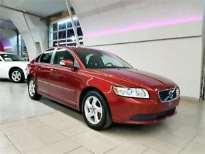 2011 Volvo S40 T5 Level 2, SEULEMENT 89950Km 60$/sem
