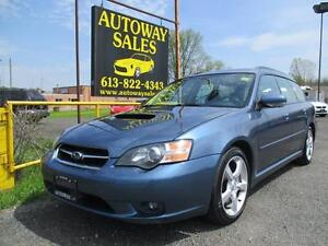 2005 Subaru Legacy GT 2.5 Turbo AWD Manual
