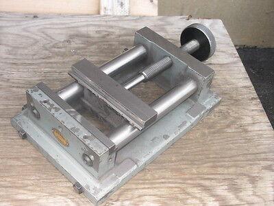 """Moore jig borer jig grinder precision vise 5-1/2"""""""