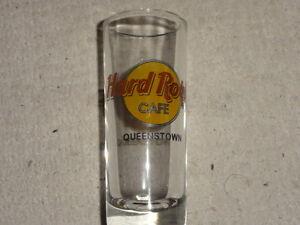 Hard Rock Cafe shot glass Queenstown