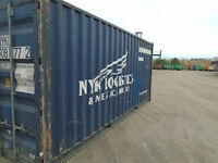 Shipping Containers 20' Used landed in Whistler for $2,225