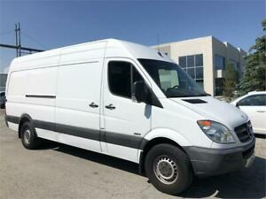 "2012 Mercedes Sprinter 2500 - Cargo Van - High Roof 170""WB"