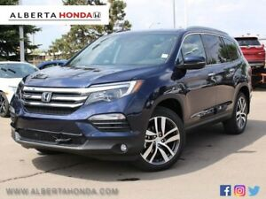 2018 Honda Pilot Touring Panoramic Roof AWD LED Headlights