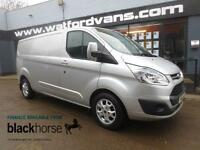 2014 Ford Transit Custom 290 Limited 2.2TDCi 125ps L2 H1 Excellent Extras! Diese