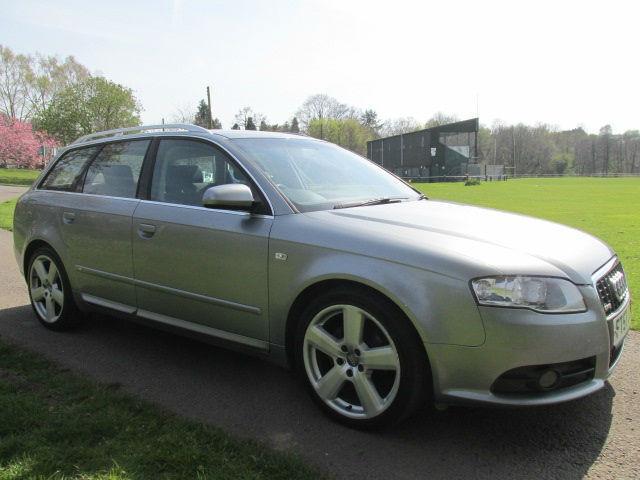 2007 (57) Audi A4 Avant 2.0TD CVT S Line
