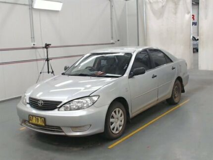2003 Toyota Camry ACV36R Altise Silver 5 Speed Manual Sedan Warabrook Newcastle Area Preview