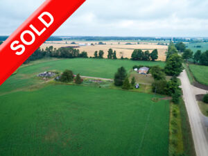 SOLD 100 Acres in Huron Cty: Great Farming or Recreational Use!