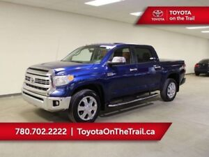 2015 Toyota Tundra CREWMAX 1794 EDITION; LEATHER, CAR STARTER, N