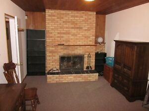 Great Room with Patio to Rent in Beautiful Cilaire!