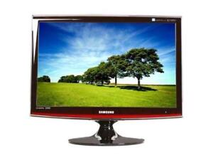 Samsung SyncMaster T220HD 22 Widescreen with TV tuner
