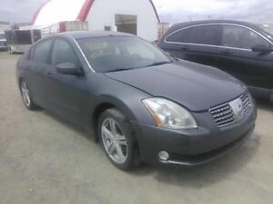 2006 Nissan Maxima for Parts only