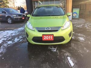 2011 Ford Fiesta SE, auto, heated seats,cert./warranty available