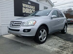 2008 Mercedes-Benz ML SUV ML550 4MATIC 5.5 L