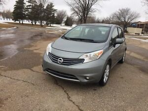 ---WONDERFUL--- 2014 Nissan Versa Note SL hatchback