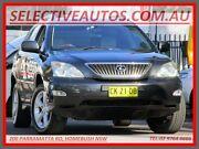 2005 Lexus RX330 MCU38R Update Sports Luxury Grey 5 Speed Sequential Auto Wagon Homebush Strathfield Area Preview