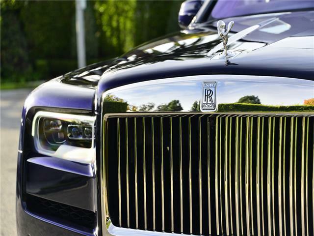 Image 3 Coche Americano usado Rolls-Royce Cullinan 2020